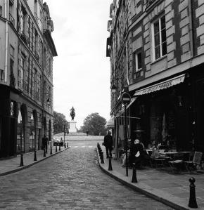 Henri IV - Pont Neuf - Paris