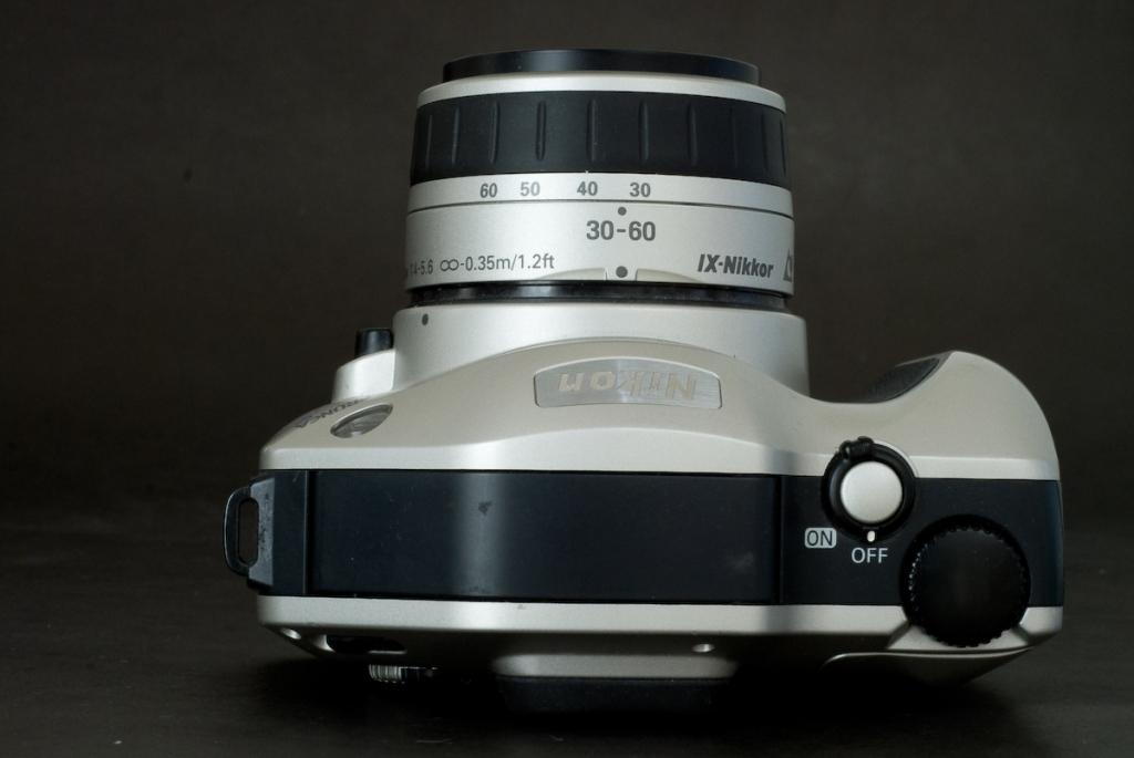 Nikon Pronea S (above)