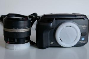 Minolta Vectis S-1 with 22-80 zoom
