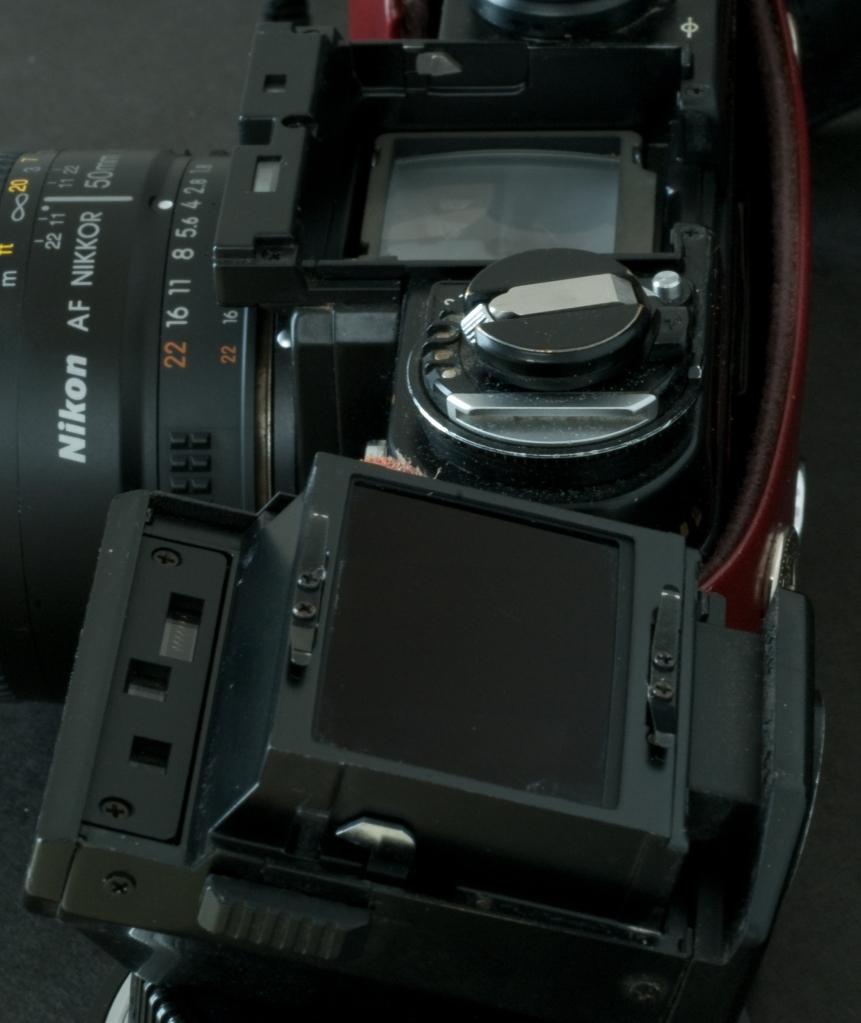 viseur Nikon F3