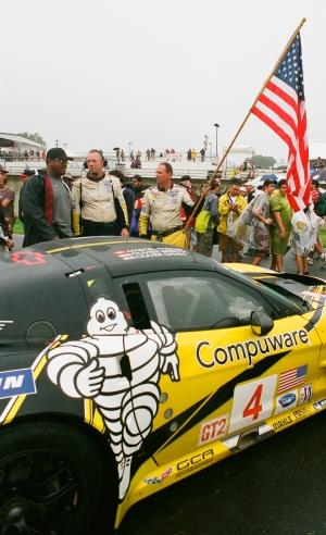American Petit Lemans - Corvette
