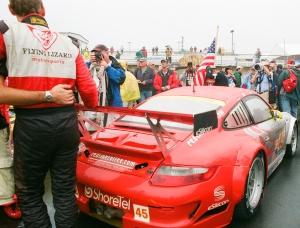 American Petit Lemans-Porsche GT3 RSR