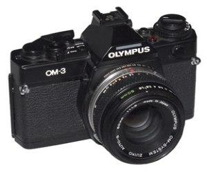Olympus OM-3