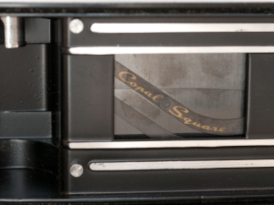 The Copal metal shutter