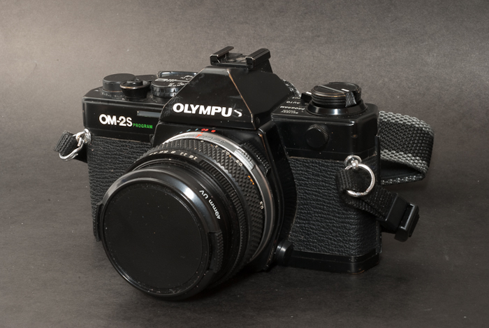 Olympus OM-2S The body of the OM-2S is identical to the OM-3 and OM-4.