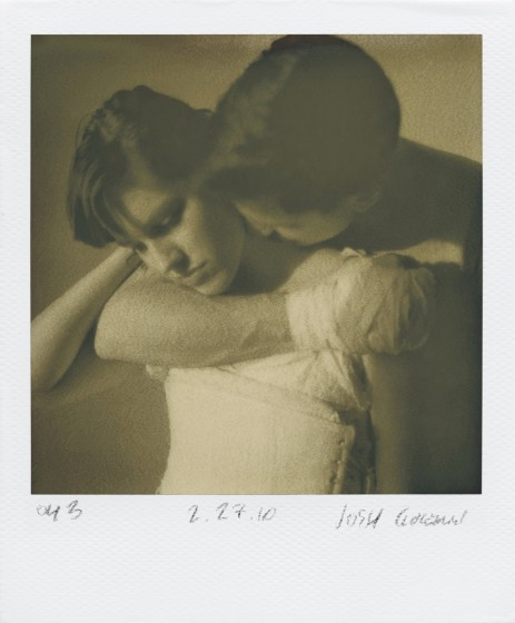 Shot by impossible testlab (Josh Coleman)