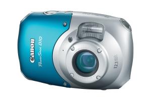 Canon D10 (source: Canon)