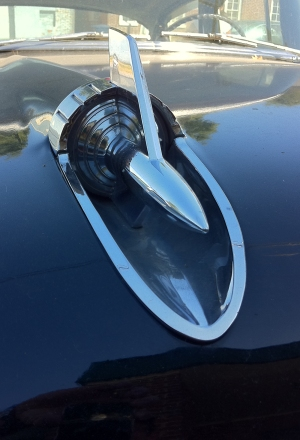 Hood ornament - Chevrolet - 1954