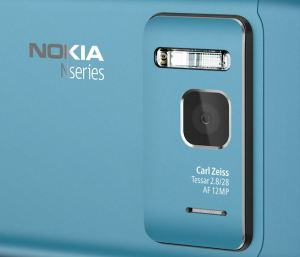 Camera of the Nokia N8
