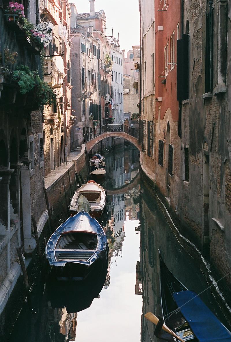 Venice - Nikon FE2 - Fujicolor 400