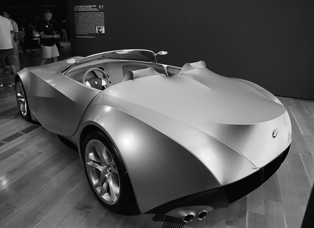 BMW Gina Concept (2008) - Original Scan 1544 x 1024 (the Darkroom)