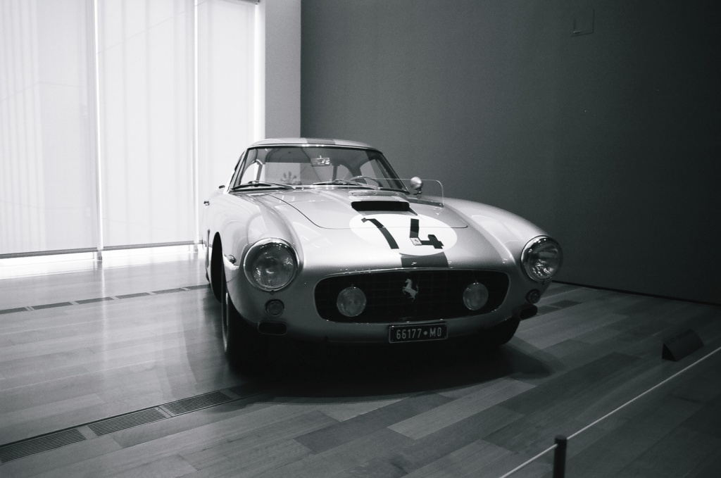 Ferrari 250 GT Tour de France. Original Scan: 3088 x 2048 (Costco)