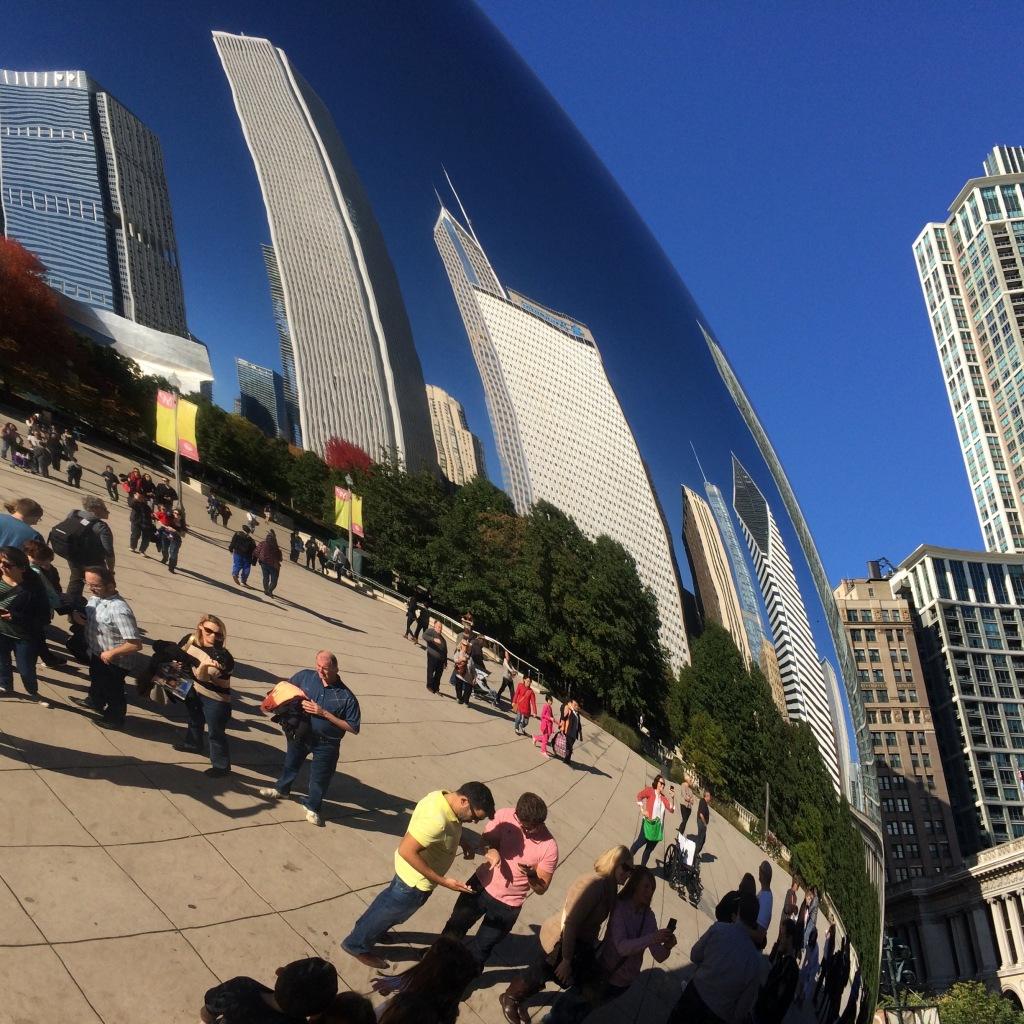 Chicago - iPhone 5S