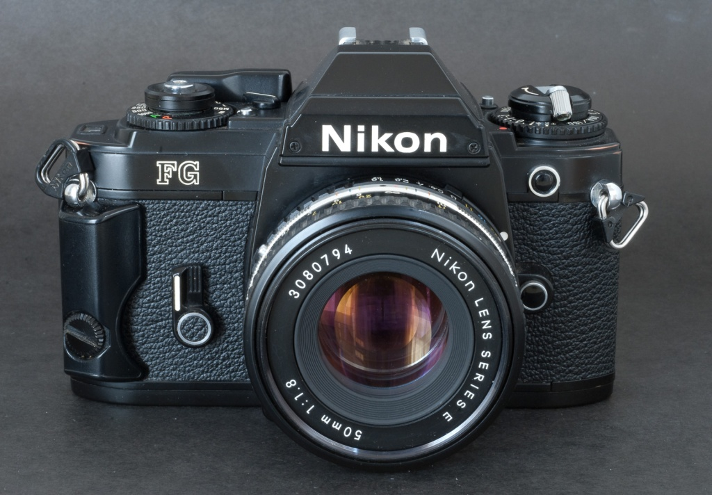 Nikon FG - More looks than substance