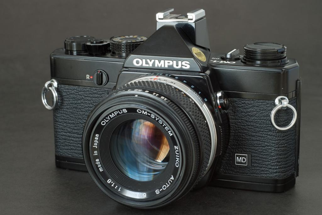 Olympus OM-1n MD - a very clean copy.
