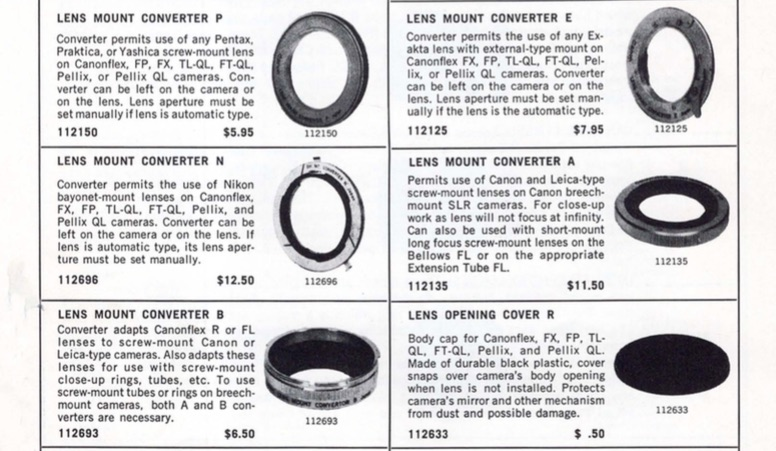 canon_sales_catalog_1969_lens_adapters