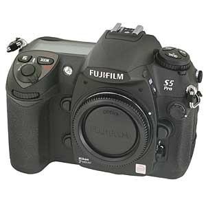Fujifilm S5 Pro (source: KEH)