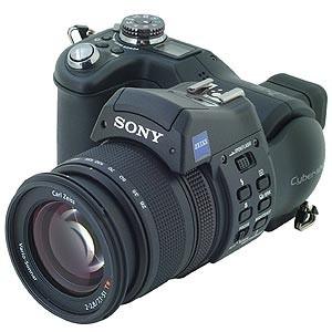 Sony Cybershop F828 - Source KEH