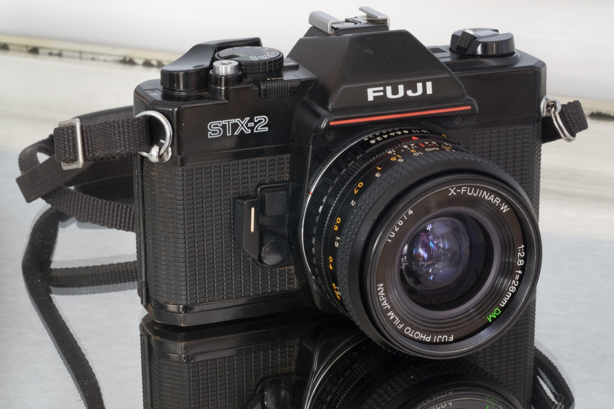Fuji STX-2, the good, the bad, the ugly