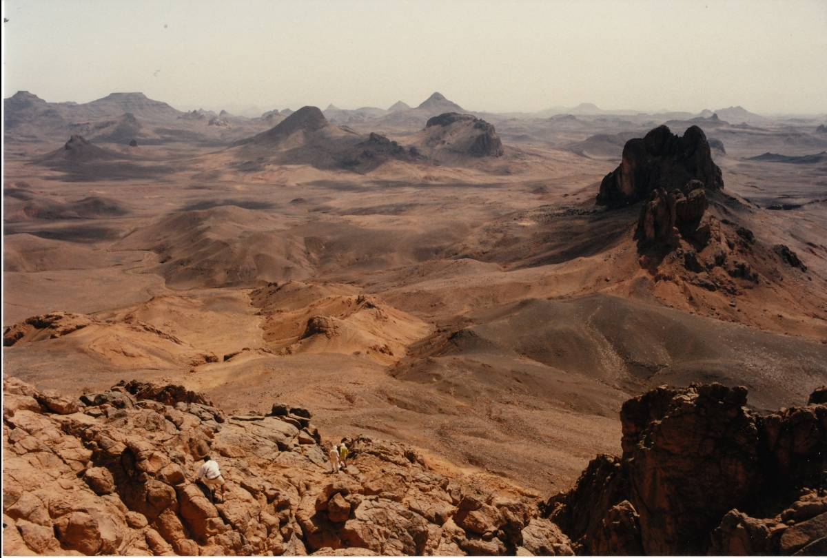the hoggar 1991